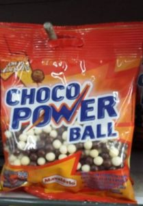 choco power ball Mavalério